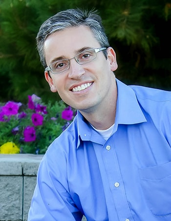Dr. James Collette who is a Richland pediatric dentist at Smile Surfers Kids' Dentistry
